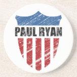 Paul Ryan Posavasos Diseño