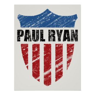 Paul Ryan Póster