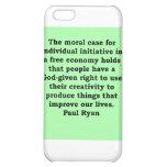paul ryan quote iPhone 5C cover