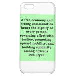 paul ryan quote iPhone 5C covers
