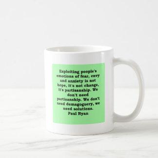 paul ryan quote mugs