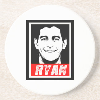 PAUL RYAN STAMP - png Coasters
