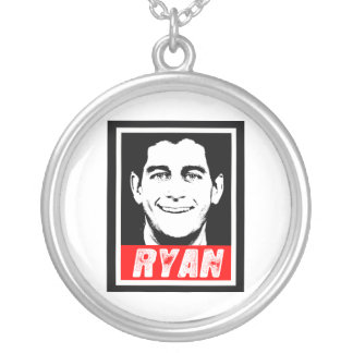 PAUL RYAN STAMP -.png Necklace