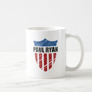 Paul Ryan Taza Básica Blanca