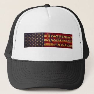 Paul Ryan Trucker Hat