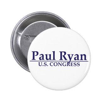 Paul Ryan U S Congress Pin