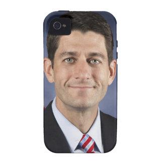 Paul Ryan vibe case Case-Mate iPhone 4 Case