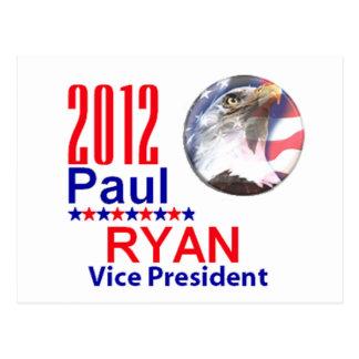 Paul Ryan VP Postcard