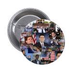 Paul Ryan VP republicano Pin Redondo De 2 Pulgadas