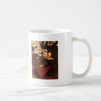 Paul Serusier- Breton Women under Apple Tree Coffee Mug