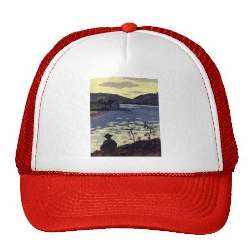 Paul Serusier- Fisherman on the Laita Trucker Hats
