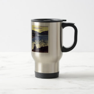 Paul Serusier- Fisherman on the Laita Coffee Mug