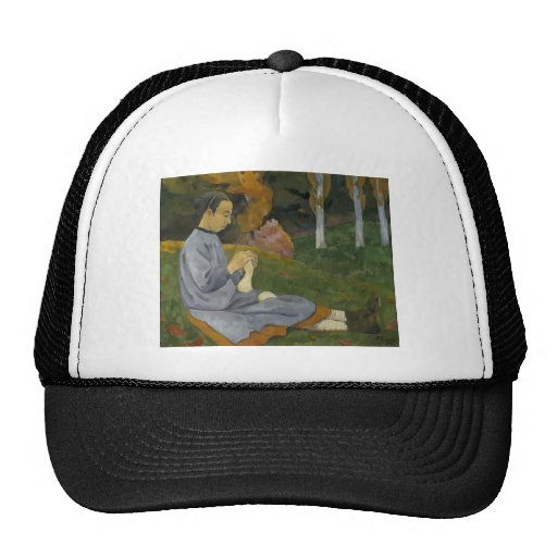 Paul Serusier- Girl from Savoy Hats