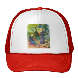 Paul Serusier- Madeline with the Offering Trucker Hat