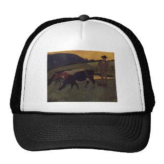 Paul Serusier- Peasant with Three Crows Trucker Hat