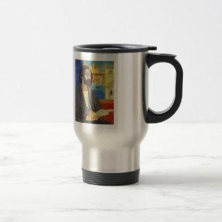 Paul Serusier- Portrait of Emile Bernard Florence Coffee Mugs