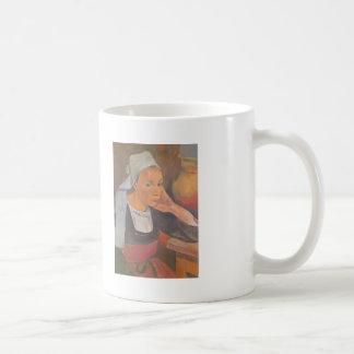 Paul Serusier- Portrait of Marie Lagadu Coffee Mugs