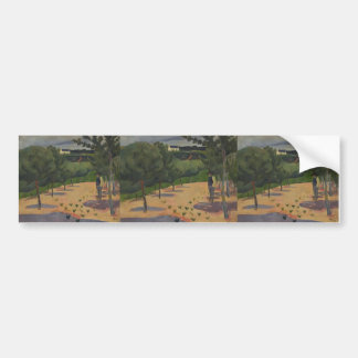 Paul Serusier- Spring Bumper Sticker