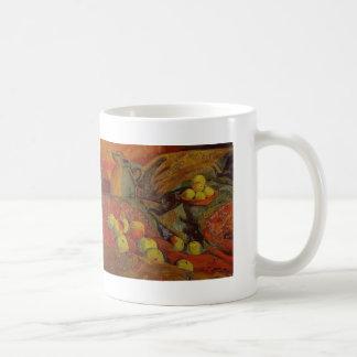 Paul Serusier- Still life with apples and jug Coffee Mugs