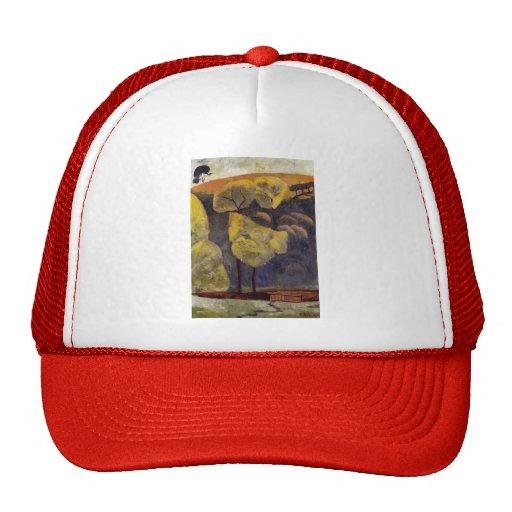 Paul Serusier- The Blue Valley Hats