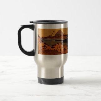Paul Serusier- The Ile de la Douane Coffee Mugs