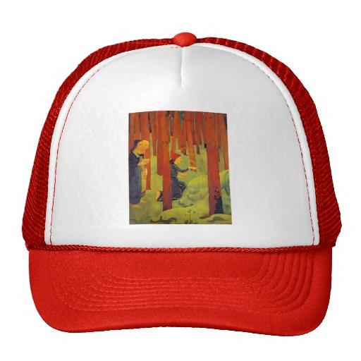 Paul Serusier- The Incantation (The Holy Wood) Trucker Hat