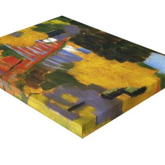 Paul Serusier- The Talisman Canvas Prints