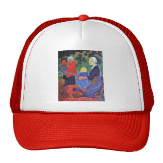 Paul Serusier- The Young Mothers Trucker Hat