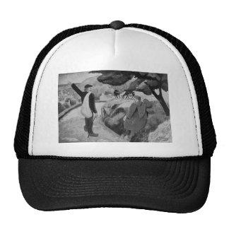 Paul Serusier- Tityrus Meliboea ,departure Trucker Hat