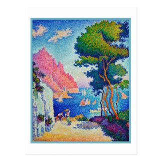 Paul Signac Capo di Noli Post Cards