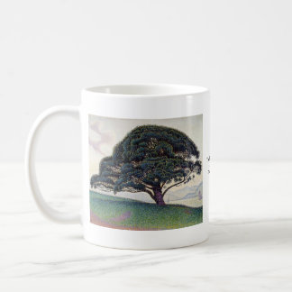 Paul Signac Classic White Coffee Mug