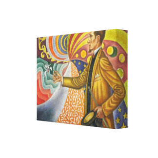 Paul Signac Painting Canvas Print