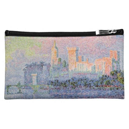 Paul Signac Painting Cosmetics Bags