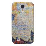 Paul Signac Painting Galaxy S4 Case