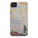 Paul Signac Painting iPhone 4 Covers