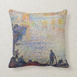 Paul Signac Painting Pillows