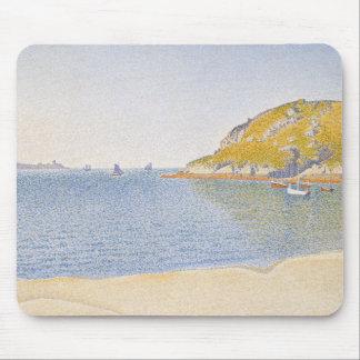 Paul Signac - Port of Saint-Cast Mouse Pad