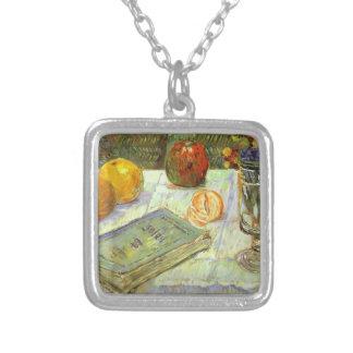 Paul Signac- Still Life with a Book Custom Necklace