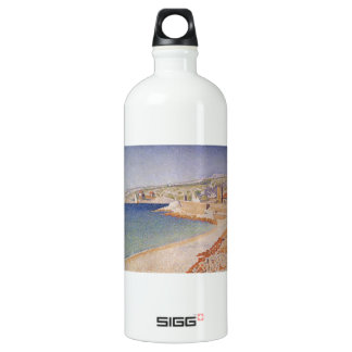 Paul Signac- The Jetty at Cassis, Opus 198 SIGG Traveler 1.0L Water Bottle