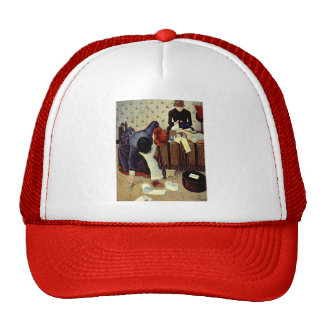 Paul Signac- The Milliner Trucker Hat