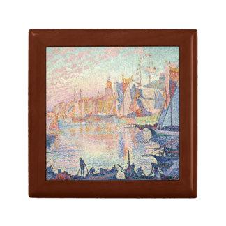Paul Signac - The Port of Saint-Tropez Gift Box