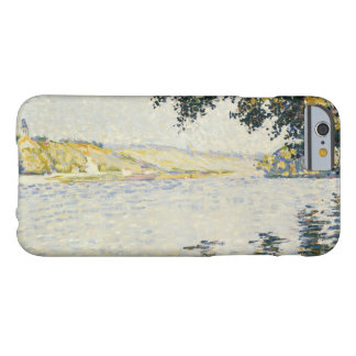 Paul Signac - View of the Seine at Herblay Barely There iPhone 6 Case