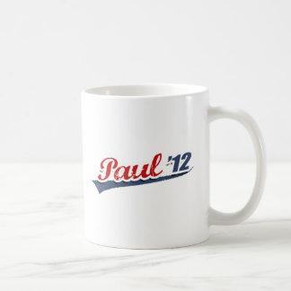 Paul Team Coffee Mug