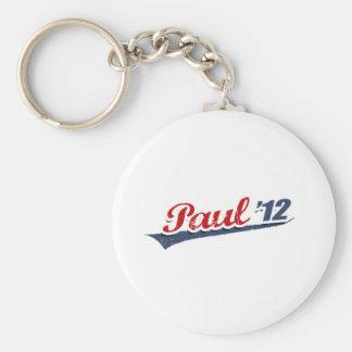 Paul Team Keychain
