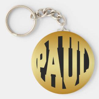 PAUL - TEXTO DEL ORO LLAVEROS