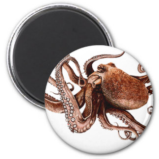 Paul The Octopus 2 Inch Round Magnet