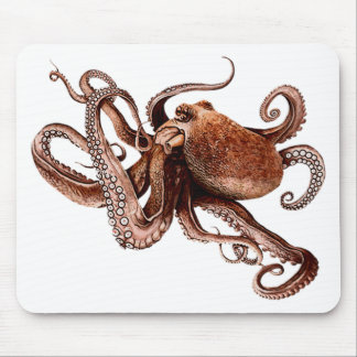 Paul The Octopus Mouse Pad