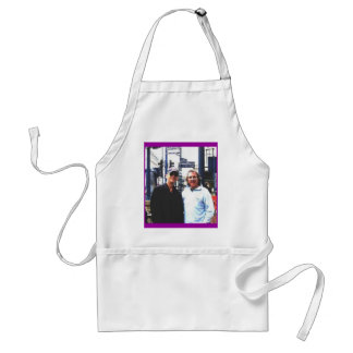 Paul Thomas & Paul Walker Apron