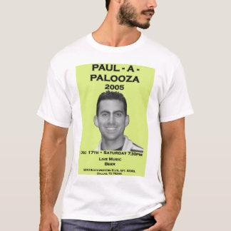 Paul-uno-palooza-yello Playera