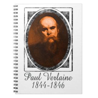 Paul Verlaine Libretas Espirales